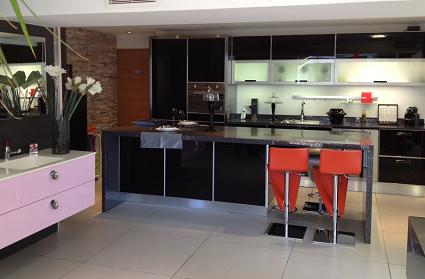 cuisiniste et aménagements intérieurs